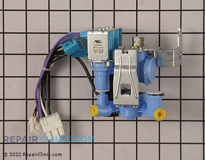 Water Inlet Valve (OEM)  DA97-07827B, 2010995