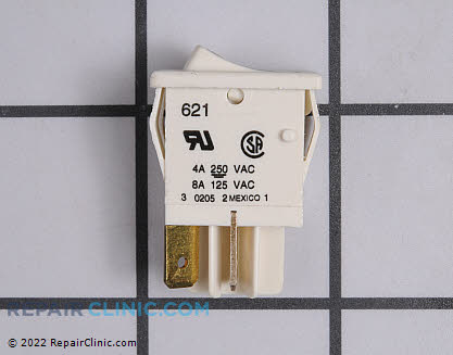 Rocker Switch (OEM)  WB24T10075