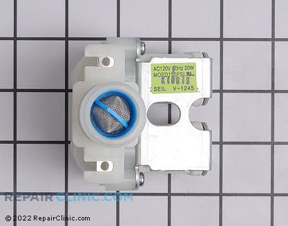 Water Inlet Valve DC62-30312J Main Product View