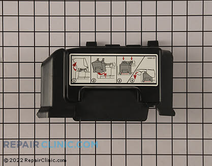 Mulch Plug (Genuine OEM)  631-04045