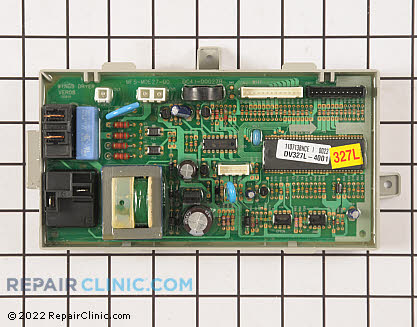 Main Control Board (OEM)  MFS-DV327L-00