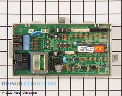 Main Control Board (OEM)  MFS-FTDT-00