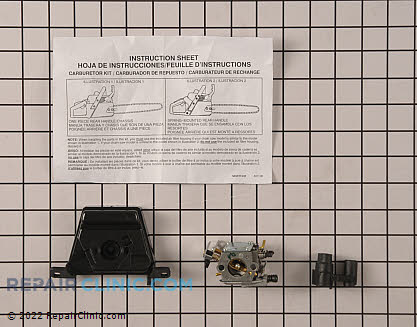 Carburetor (Genuine OEM)  545081885