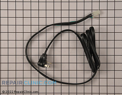 Power Cord WH19X10068 Main Product View
