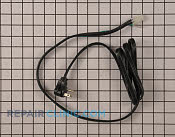 Power Cord - Part # 1811552 Mfg Part # WH19X10068