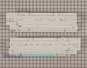 Drawer Slide Rail - Part # 1381588 Mfg Part # WR17X12450
