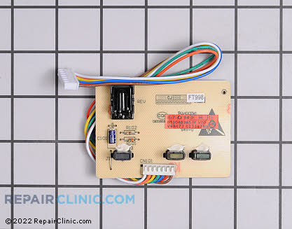 Power Supply Board AC-5210-112     Main Product View