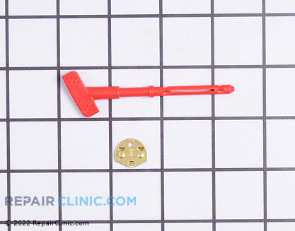 Choke Lever (Genuine OEM)  UP03943, 1947009