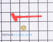 Choke Lever - Part # 1947009 Mfg Part # UP03943