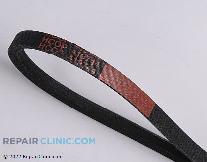 Belt: V-Belt (Genuine OEM)  419744 - $15.55