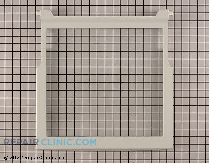 Kitchenaid Glass Shelf with Frame