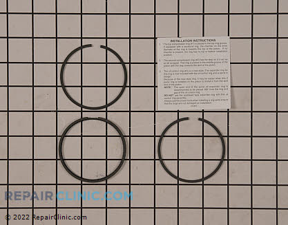 Piston Rings, Tecumseh Genuine OEM  35547A