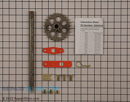 Transmission Repair Kit, Ariens Genuine OEM  52603500, 1769808