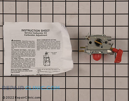 Carburetor Kit (Genuine OEM)  545081857