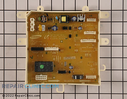Samsung Dishwasher Main Control Board