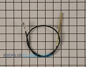 Control Cable - Part # 1701119 Mfg Part # 761872MA