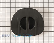 Dirt Cup Lid - Part # 1605719 Mfg Part # 1JI0175600