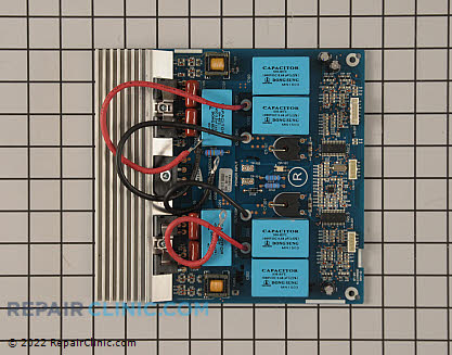 Inverter Board DG96-00117B Main Product View