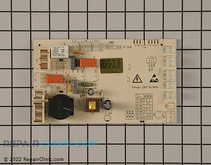 Main Control Board 8076640         Main Product View