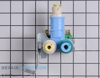 Water Inlet Valve (OEM)  W10179146, 1546655