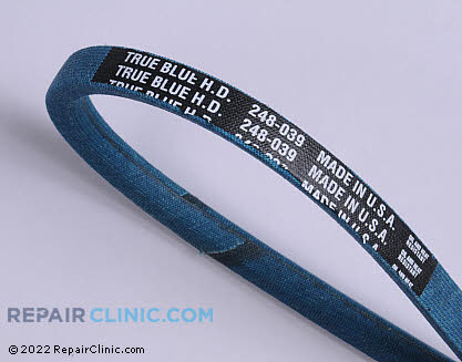 Belt: V-Belt 248-039
