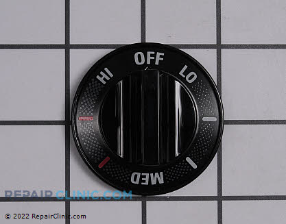Control Knob WB3K5240 Main Product View