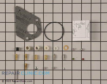 Carburetor, Briggs & Stratton Genuine OEM  499231, 1641856