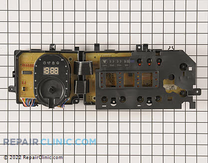 Samsung Washing Machine Main Control Board
