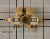 Water Inlet Valve - Part # 1811529 Mfg Part # WH13X10048