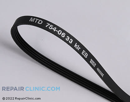 Belt: Drive 791-00014 Main Product View