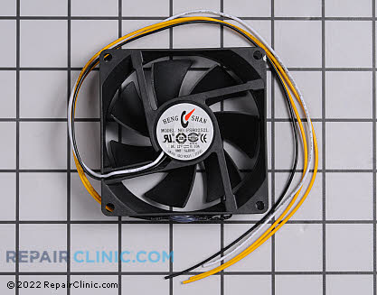 Fan Motor (OEM)  RF-2750-058 - $12.85