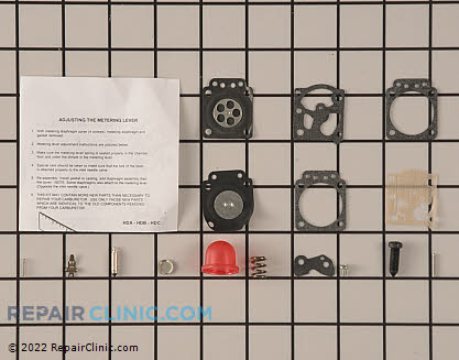 Rebuild Kit (Genuine OEM)  530069811