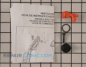 Throttle Control - Part # 1993676 Mfg Part # 545081822