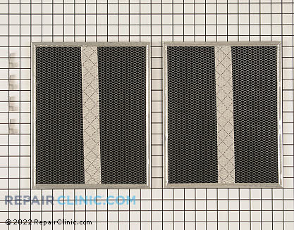 Charcoal Filter S99010308 Main Product View