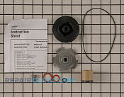 Impeller and Seal Kit - Part # 1469486 Mfg Part # 6-915435