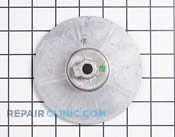 Pulley - Part # 1924482 Mfg Part # WD-5450-33