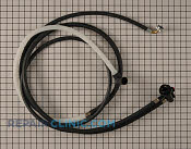 Drain Hose - Part # 1938117 Mfg Part # W10354998