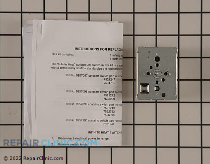 Surface Element Switch (OEM)  5309957099 - $53.25