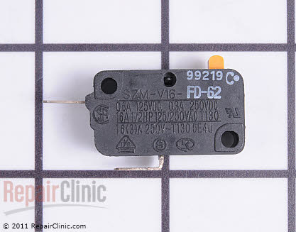 Micro Switch (OEM)  3405-001033, 2028596