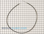Wire - Part # 1666065 Mfg Part # 37078