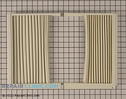 Westinghouse Accordian Curtain