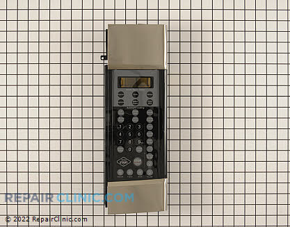 Control Panel DE94-01647D     Main Product View