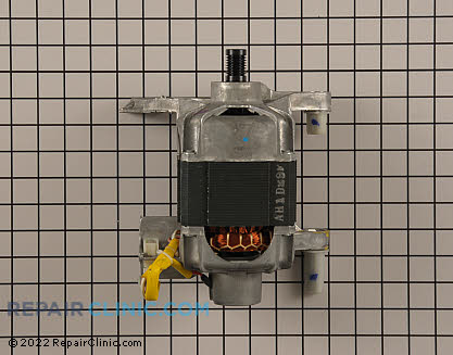 Drive Motor W10140581       Main Product View