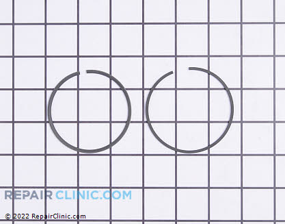 Piston Ring Set, Tecumseh Genuine OEM  310278