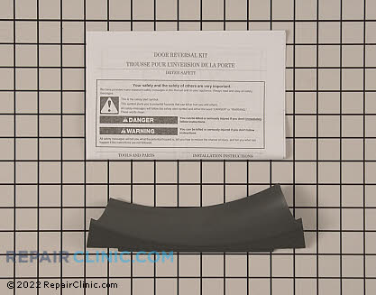 Door Reversal Kit W10315283RP Main Product View