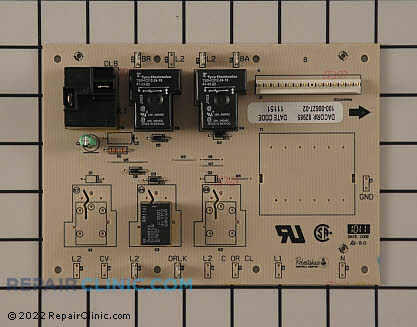 Relay Board 82985 Main Product View