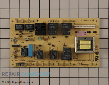 Dacor Stove Relay Board