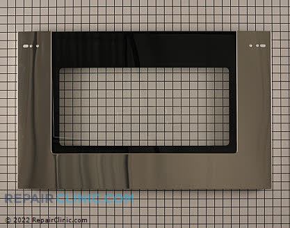 Oven Door Glass (OEM)  ACQ83871202