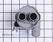 Pump Housing - Part # 1375723 Mfg Part # 8075936