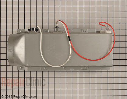 Lg Dryer Heating Element Assembly